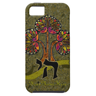 Tree of Life (Personalized iPhone 5 Vibe Case) iPhone SE/5/5s Case