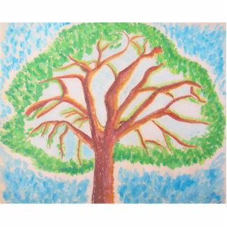 Tree of Life-photo sculpture