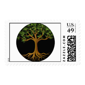 Tree of Life postage stamps