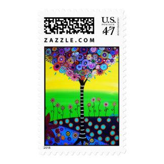 Tree of Life Postage USPS
