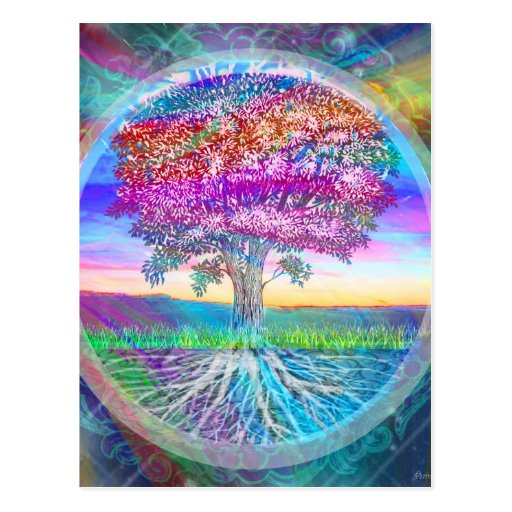 Tree of Life Post Cards