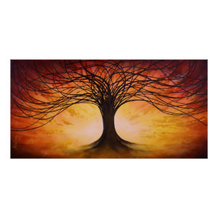 Tree Of Life Poster at Zazzle