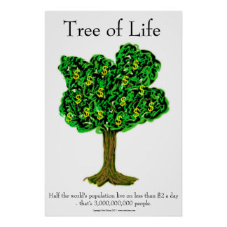 Tree of Life $$$ Poster