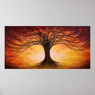 Tree of life print