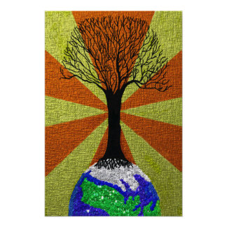 Tree Of Life Print Posters