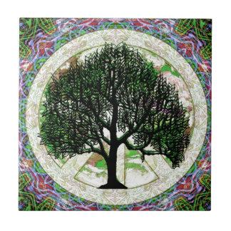 Tree of Life Prosperity Tile