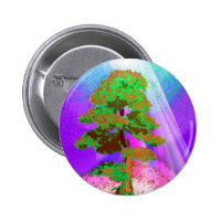 Tree of Life Radiance Button