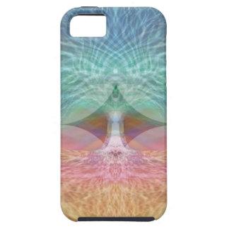 Tree of Life Rainbow Hearts iPhone 5 Cases