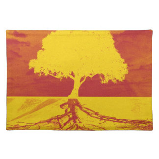 Tree of Life Relaxation Placemat