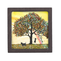 Tree of Life Renew Keepsake Box