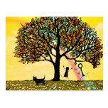 Tree of Life Renew Post Card