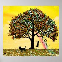 Tree of Life Renew Poster