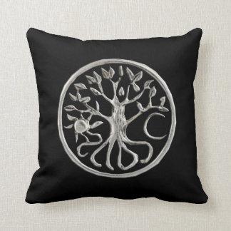 Tree Of Life Reversible Pillow