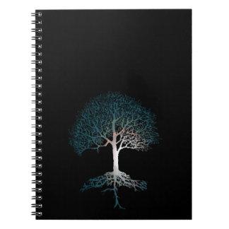 Tree of Life Silent Night Journal