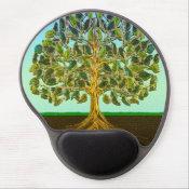 Tree of Life Simple Pleasures of Life Gel Mouse Pad (<em>$13.70</em>)