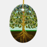Tree of Life Simple Pleasures of Life Christmas Tree Ornaments
