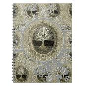 Tree of Life Simplicity Notebook (<em>$13.70</em>)