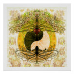Tree of Life Sincerity Poster