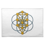 Tree of Life SOL 1 Cloth Placemat