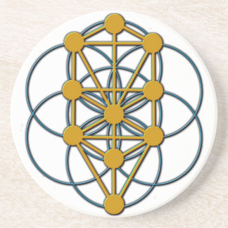 Tree of Life SOL 1 Drink Coaster