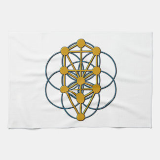 Tree of Life SOL 1 Kitchen Towel