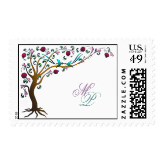 tree of life stamp