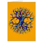 Tree of Life Sunflower Card