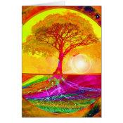 Tree of Life Sunrise Card (<em>$2.95</em>)
