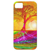Tree of Life Sunrise iPhone SE/5/5s Case (<em>$24.95</em>)