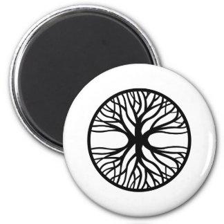 Tree Of Life Tattoo Magnets