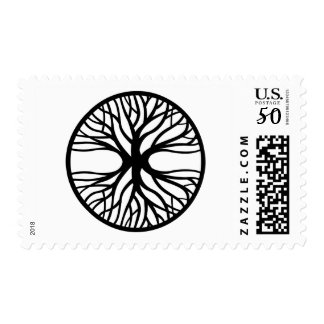 Tree Of Life Tattoo Postage