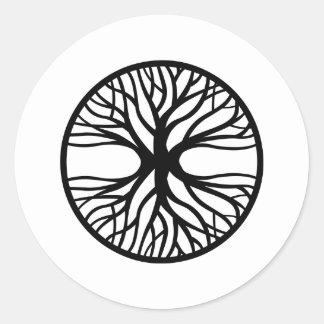 Tree Of Life Tattoo Sticker