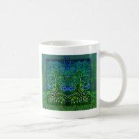 Tree of Life Thankfulness Coffee Mug