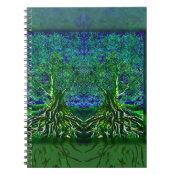Tree of Life Thankfulness Spiral Notebook (<em>$13.70</em>)