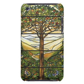 Tree of Life/Tiffany Stained Glass Window Barely There iPod Case