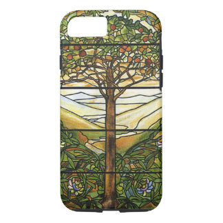 Tree of Life/Tiffany Stained Glass Window iPhone 8/7 Case