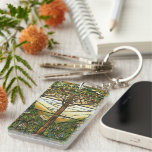 Tree of Life/Tiffany Stained Glass Window Acrylic Key Chains