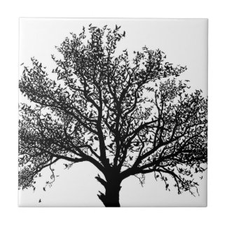 Tree of Life Ceramic Tiles