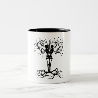 Tree of life together Mug
