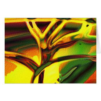 Tree of life trance card