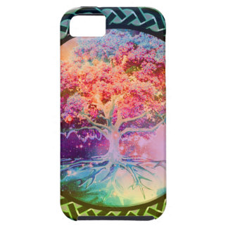 Tree of Life Tranquility iPhone SE/5/5s Case