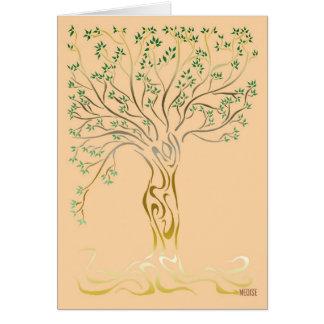Tree of life (Tree off Life) Greeting Card
