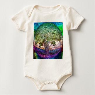 Tree of Life Truth Seeker Baby Bodysuit