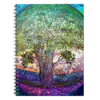 Tree of Life Truth Seeker Notebook