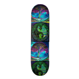 Tree of Life Truth Seeker Skateboard