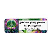 Tree of Life Unity and Peace Label (<em>$3.15</em>)