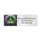 Tree of Life Unity and Peace Label (<em>$3.15</em>)