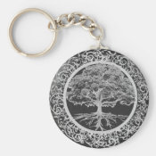 Tree of Life Vigor Keychain (<em>$3.70</em>)