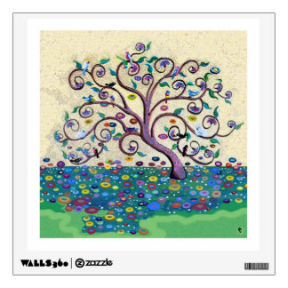 Tree of life wall graphic