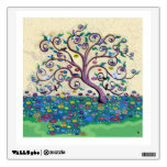 Tree of life wall graphics